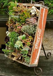 more garden containers you never thought of succulent ideas