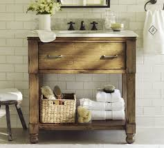 Pottery Barn Bathrooms Ideas Colors Bathroom Basement Simple Bathroom Vanity But Maybe With A