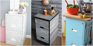 Filing Cabinets Home Office - 9 filing cabinet makeovers new uses for filing cabinets