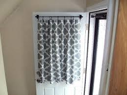 back door curtains back door front door window curtain custom made