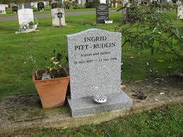 quotes in spanish for headstone ingrid pitt 1937 2010 find a grave memorial