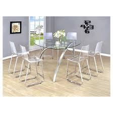 triangle counter height dining table triangle counter height dining table triangular modern glass counter