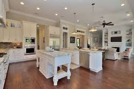 open floor plans with large kitchens open floor plans with large kitchens house scheme