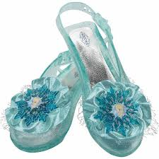disney store frozen elsa light up shoes frozen elsa shoes child halloween accessory walmart com