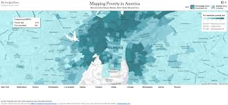 Philadelphia America Map by Choropleth Map Mapping Poverty In America Michael Sandberg U0027s