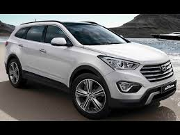 hyundai luxury suv 2018 hyundai santa fe luxury suv review