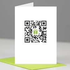 happy birthday qr code card very smart card from for the love of