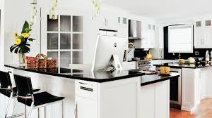 salon cuisine aire ouverte cuisine à aire ouverte les idées de ma maison