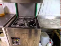 lave cuisine pro lave vaisselle à capot equipement cuisine pro a vendre