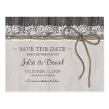 wedding save the date postcards rustic save the date postcards rustic country wedding invitations