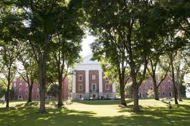 amherst college amherst college north and south hall us heritage group