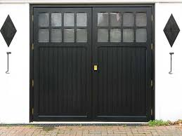 image of side hinged garage doors car hoods