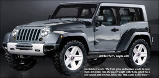 jeep wrangler rumors 2018 jeep wrangler still steel still capable after all these years