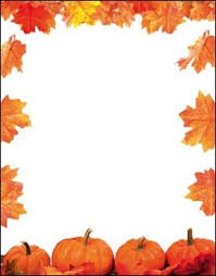 pumpkin page border pumpkin harvest border 1 jpg printables