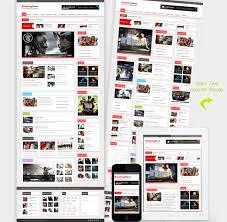 breakingnews responsive wordpress theme best themes