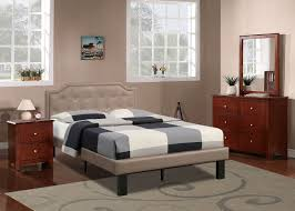 Mission Style Bedroom Furniture Ocasio Furniture Bedroom Set Mattress
