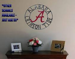 Alabama Crimson Tide Comforter Set Alabama Crimson Tide Metal Sign Roll Tide Marquee Sign
