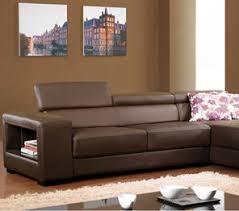 canapé cuir confortable bien choisir canapé mobilier canape deco