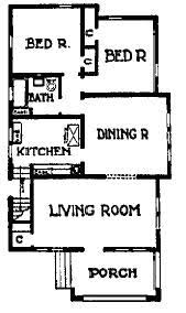 chicago bungalow floor plans tales of a urbanite learning from chicago the bungalow
