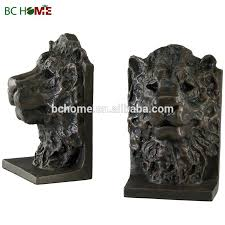 bookends lion lion bookends in bronze buy bronze bookend lion bookends