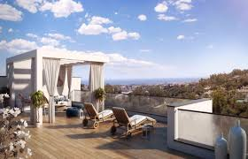 new contemporary style development in benahavis blue chili homes