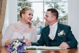 wedding dresses lichfield intimate lichfield registry office wedding registry office