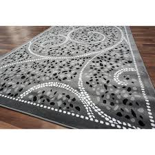 Black White Rugs Modern Impressive Area Rug Inspiration Runners Black And White Rugs In