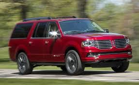 lincoln navigator 2016 lincoln navigator l 4x4 test u2013 review u2013 car and driver