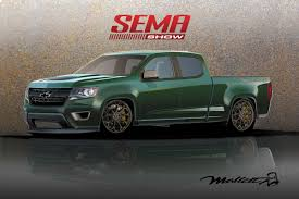 chevy colorado lowered mallett performance cars news