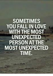 In Love Memes - sometimes you fall in love with the most unexpected person at the