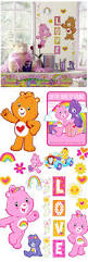 care bears peel and stick appliques care bears peel and stick appliques wall sticker outlet