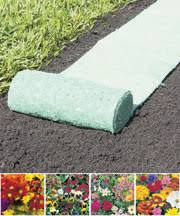 roll out flower garden 3 pk roll out flower gardens gifts for others