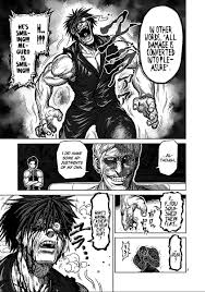 Blindness Chapter Summaries Kengan Ashua Vol 9 Chapter 72 Blindness Mangakakalot Com