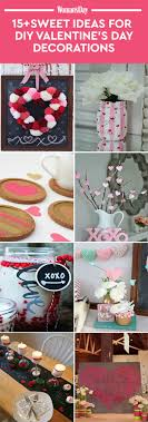day decorations 15 diy s day decorations easy valentines day decor ideas