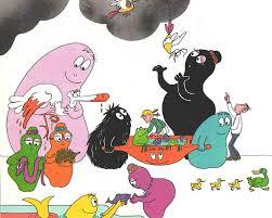 vintage kids u0027 books kid loves barbapapa u0027s ark