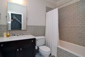 wainscoting ideas for bathrooms magnificent subway tile wainscoting bathroom at ideas