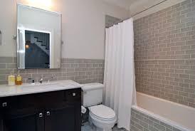 wainscoting bathroom ideas magnificent subway tile wainscoting bathroom at ideas