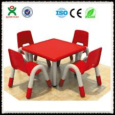 plastic play table and chairs ce approved preschool plastic children table and chair children