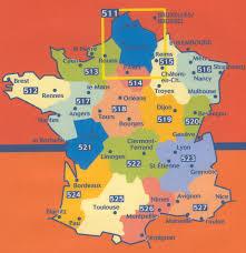 map of perpignan region michelin regional driving maps 1 200 000