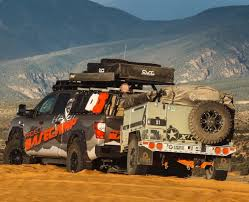 offroad camper this military spec off road camping trailer will go anywhere your