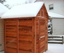 redwood sheds redwood storage