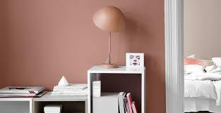 warm blush 2856 farge interiør jotun no entrance paint