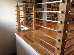 Railing Banister Metal And Wood Modern Railings The Nancy Album Modern