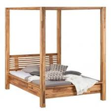 lits en bois massif lits en ch礫ne massif en ligne home24 fr