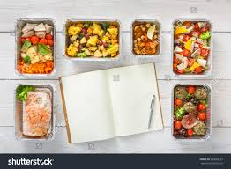 diet plan mockup healthy restaurant food stock photo 589663727