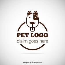 design free logo download pet logo vector free download