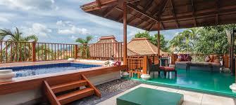 plunge pool villa the briza beach resort u0026 spa samui cater to