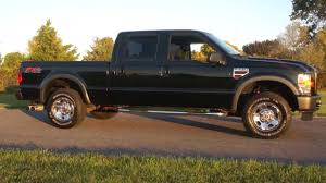 ford f250 2008 2008 ford f250 diesel crew cab for sale 4x4 fx4 road black