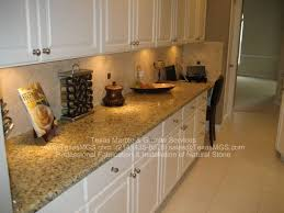 Best White Cabinet With Granite Images On Pinterest Dream - Backsplash ideas for white cabinets and granite countertops