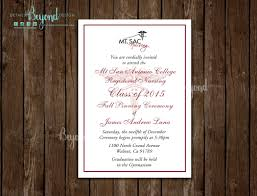 Graduation Card Invitation Card Invitation Templates All About Card Invitation Winter
